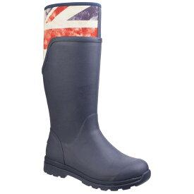 (マックブーツ) Muck Boots レディース Cambridge ウェリントンブーツ 防水 婦人長靴 ガーデニング 女性用 【楽天海外直送】