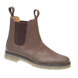 (アンブラーズ) Amblers レディース チェルムスフォード ディーラーブーツ 婦人靴 カジュアルブーツ 女性用 【楽天海外直送】