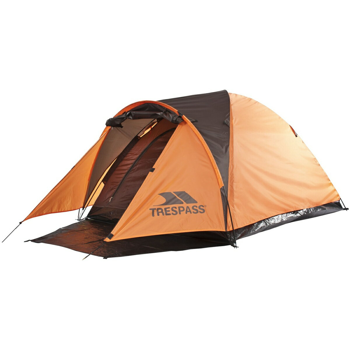 (トレスパス) Trespass Tarmachan 2人用 ダブルスキン テント キャンプ アウトドア 【楽天海外直送】