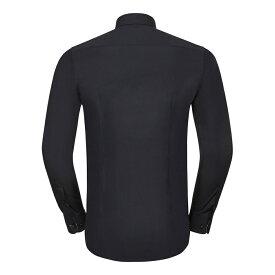 (ラッセル) Russell メンズ Contrast Ultimate Stretch ストレッチ 長袖 ワークシャツ ワイシャツ 【楽天海外直送】
