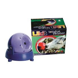 (リッキット) Likit 馬用 タング ツイスター おやつ入れ おもちゃ ペット用 【楽天海外直送】
