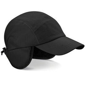 (ビーチフィールド) Beechfield ユニセックス マウンテン 防水・透湿 耳あてつき アーミーキャップ 帽子 ウィータープルーフハット 冬 【楽天海外直送】