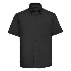 Russell半袖クラシックコットンツイルシャツワイシャツトップス男性用 【楽天海外直送】