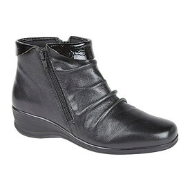 (モッドコンフィーズ) Mod Comfys レディース ソフティーレザー 柔軟 アンクルブーツ 婦人靴 カジュアルブーツ 女性用 【楽天海外直送】