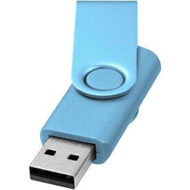 (ブレット) Bullet Rotate メタリック USB フラッシュ ドライブ USBメモリ 【楽天海外直送】