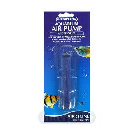 (インターペット) Interpet 水槽用 Aqua ロング エアストーン アクアリウム エアポンプ 魚用 ペット用 【楽天海外直送】