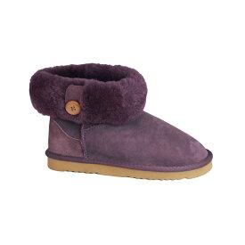 (イースタン・カウンティーズ・レザー) Eastern Counties Leather レディース Freya カフ & ボタン シープスキン ブーツ 女性用ブーツ 【楽天海外直送】
