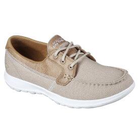 (スケッチャーズ) Skechers レディース GOwalk ライト Coral デッキシューズ 婦人靴 カジュアル 女性用 【楽天海外直送】
