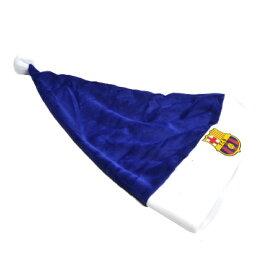 FCバルセロナ フットボールクラブ FC Barcelona オフィシャル商品 クリスマスハット 帽子 【楽天海外直送】
