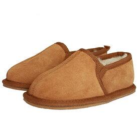 (イースタン・カウンティーズ・レザー) Eastern Counties Leather キッズ・子供・ジュニア シープスキン スリッパ 室内履き 【楽天海外直送】