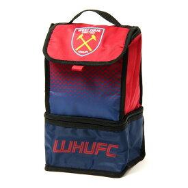 ウェストハム・ユナイテッド フットボールクラブ West Ham FC オフィシャル商品 保冷ランチバッグ お弁当バッグ お弁当かばん 【楽天海外直送】