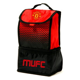 マンチェスター・ユナイテッド フットボールクラブ Manchester United FC オフィシャル商品 保冷ランチバッグ お弁当バッグ お弁当かばん 【楽天海外直送】