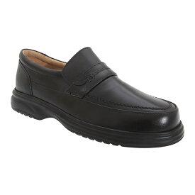(ローマーズ) Roamers メンズ レザー マッドガード タブ カジュアルシューズ 紳士靴 短靴 男性用 【楽天海外直送】