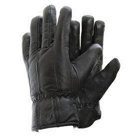 061cf6989f1619 メンズ 冬用 ソフトシープスキン 本皮 リアルレザーグローブ 手袋 男性用 【楽天