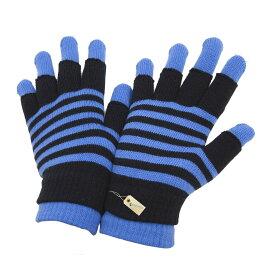 レディース サーマル 2in1 フィンガーカット・フルフィンガー マジックグローブ 指あり・指きり手袋 冬 防寒 【楽天海外直送】