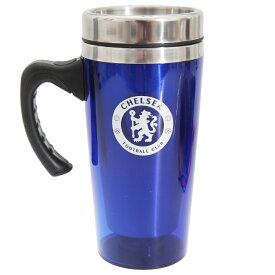チェルシー フットボールクラブ Chelsea FC オフィシャル商品 トラベルマグ タンブラー 【楽天海外直送】