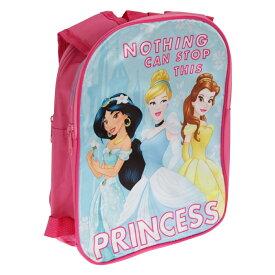 (ディズニー) Disney プリンセス オフィシャル商品 子供用 キャラクター リバーシブル リュックサック 女の子 【楽天海外直送】