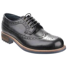 (コッツウォルド) Cotswold メンズ Poplar ブローグ ドレスシューズ 紳士靴 レースアップ ビジネス シューズ 男性用 【楽天海外直送】