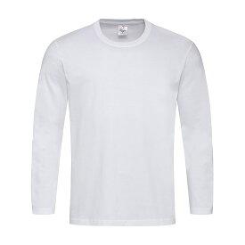 (ステッドマン) Stedman メンズ Comfort 長袖 Tシャツ カットソー 無地 【楽天海外直送】