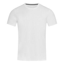 (ステッドマン) Stedman Stars メンズ Clive クルーネック 半袖 Tシャツ 無地 【楽天海外直送】