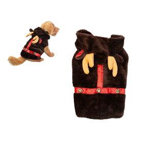 (クリスマスショップ) Christmas Shop クリスマス 犬用 プラッシュ素材 コスチューム コスプレ 犬服 ドッグウェア ペット用 【楽天海外直送】