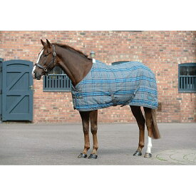 (サクソン) Saxon 馬用 PP ステーブル スタンダードネック ミディアムII ステーブルラグ 馬着 乗馬 ホースライディング 【楽天海外直送】