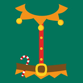 (クリスマスショップ) Christmas Shop レディース エルフ コスプレ 半袖 クリスマスTシャツ 【楽天海外直送】