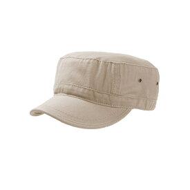 (アトランティス) Atlantis ユニセックス Urban チノコットン ミリタリーキャップ ワークキャップ 帽子 【楽天海外直送】
