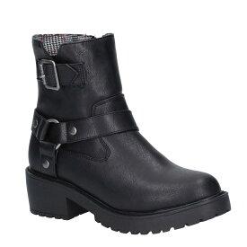 (ロケットドッグ) Rocket Dog レディース Pluto ジップアップブーツ 婦人靴 カジュアル フラット ブーツ 女性用 【楽天海外直送】
