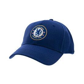 チェルシー フットボールクラブ Chelsea FC オフィシャル商品 Royal キャップ 帽子 【海外通販】
