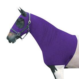 (スプリーム・プロダクツ) Supreme Products 馬用 2イン1 フード 頭カバー 馬着 ラグ 乗馬 ホースライディング 【楽天海外直送】