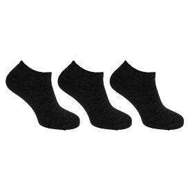 レディース 究極のソックス サーマル アンクル丈靴下 靴下セット 無地 ソックス 婦人用靴下 (3足組) 【楽天海外直送】