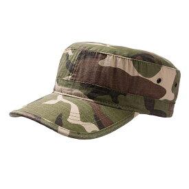 (アトランティス) Atlantis メンズ Army ミリタリーキャップ ワークキャップ 帽子 (2パック) 【楽天海外直送】