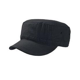 (アトランティス) Atlantis ユニセックス Urban チノコットン ミリタリーキャップ ワークキャップ 帽子 (2パック) 【楽天海外直送】