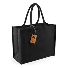 (ウエストフォード・ミル) Westford Mill クラシック ジュート ショッパーバッグ お買い物かばん エコバッグ トートバッグ 21リットル (2パック) 【楽天海外直送】
