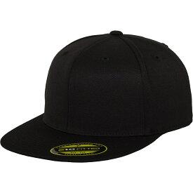 (ユーポン) Yupoong フレックスフィット プレミアム 210 フィット フラットピーク ファッションキャップ 帽子 ハット ユニセックス (2パック) 【楽天海外直送】