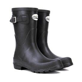 (ロックフィッシュ) Rockfish レディース ショート マット ウェリントンブーツ 婦人靴 長靴 乗馬 レインブーツ 女性用 【楽天海外直送】