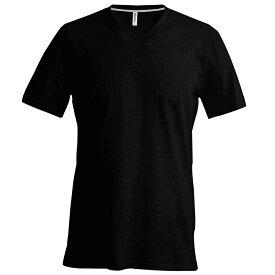 (カリバン) Kariban メンズ スリムフィット Vネック 半袖Tシャツ トップス カットソー 定番 男性用 【楽天海外直送】