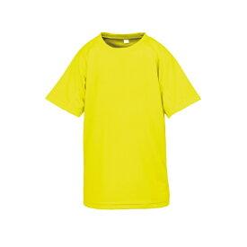 (スピロ) Spiro キッズ・子供用 スポーツ Impact Performance エアクール Tシャツ 【楽天海外直送】