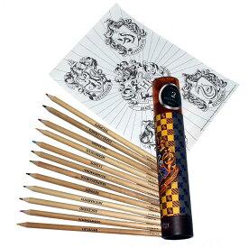 (ハリー・ポッター) Harry Potter オフィシャル商品 キャラクター 色鉛筆 12本セット 【海外通販】