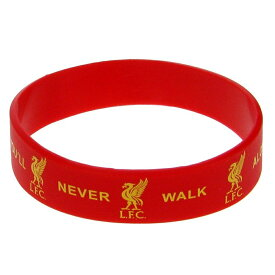 リバプール・フットボールクラブ Liverpool FC オフィシャル商品 シリコン リストバンド スポーツ 【海外通販】