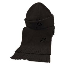(ハイ) Hy ユニセックス フリース 帽子/マフラーセット 乗馬 スポーツ 防寒 ホースライディング 【楽天海外直送】