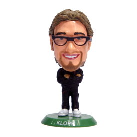 リバプール・フットボールクラブ Liverpool FC オフィシャル商品 SoccerStarz クロップ フィギュア サッカー 人形 【海外通販】