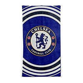 チェルシー フットボールクラブ Chelsea FC オフィシャル商品 Pulse ビーチタオル バスタオル 【楽天海外直送】