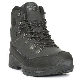 (トレスパス) Trespass メンズ Thorburn レザー 防水 ハイキングブーツ 紳士靴 アウトドア シューズ 男性用 【楽天海外直送】