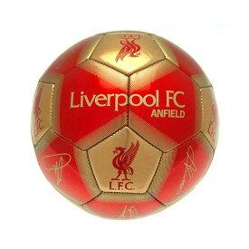 リバプール・フットボールクラブ Liverpool FC オフィシャル商品 サイン Skill ボール 【楽天海外直送】