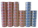 ねこ缶「愛情猫家族」シリーズ170g×3缶パック全3種類16パック(48缶)セット猫缶