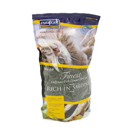 【キャットフード】フィッシュ4猫イワシ1.5kg【全年齢対応フード】(穀物不使用無添加無着色グレインフリーグルテンフリー魚DHAEPAオメガ3脂肪酸オメガ6脂肪酸ヘアボール毛玉尿路サポート消化良好猫用フードプレミアムフード餌エサえさご飯ごはん)