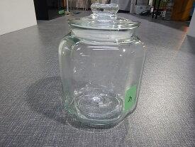 【リユース品】【ガラスボトル】ガラスボトル  3L 未使用品   あ(発送可能)(熱帯魚)(中古)(アクアリウム用品)
