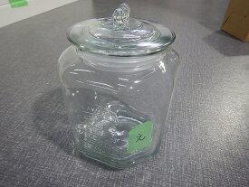 【リユース品】【ガラスボトル】ガラスボトル  3L 未使用品   え(発送可能)(熱帯魚)(中古)(アクアリウム用品)